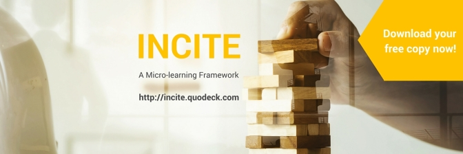 INCITE – A Micro-learning Framework
