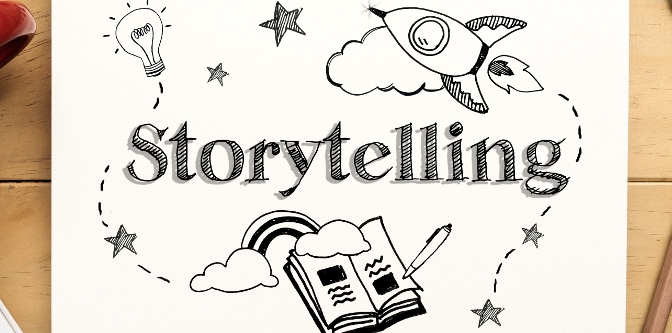 How to make e-learning content better using a story-telling approach