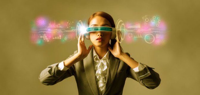 The newest realities of the business world are Augmented & Virtual