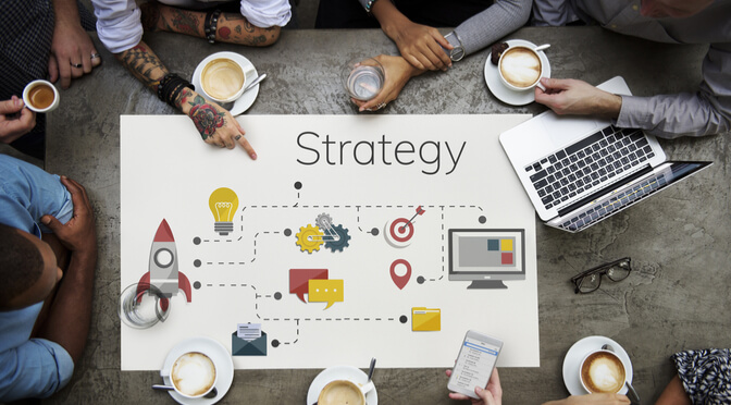 5-step guide to kick-starting your digital strategy for sales training